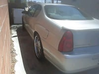 06 monte carlo lein sale came from tow yard  Las Vegas, 89106