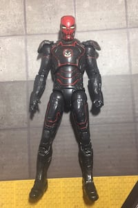 Iron Skull Marvel Legends