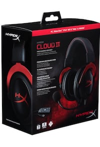 Hyper x Cloud 2: Brand New in Box:FRee Delivery  Toronto, M1B