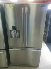 Frigidaire French doors stainless steel Refrigerat Lawrenceville, 30046