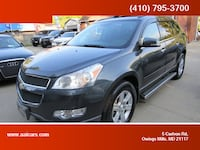 2010 Chevrolet Traverse for sale Owings Mills