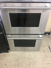 Brand new - in box - double wall oven Toronto, M9L 1S7