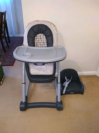 Graco Blossom 6 in 1 high chair Hyattsville, 20782