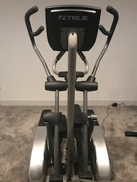 Black and gray true elliptical trainer Calgary, T3H 0R9
