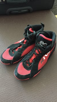 Rival boxing shoes