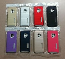 Brand New (sealed): Samsung Galaxy Phone Case (multiple colors)