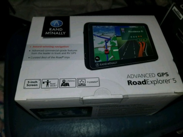 Rand Mcnally Gps >> Used Rand Mcnally Advanced Gps Road Explorer 5 For Sale In Pearland