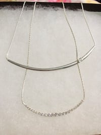Necklaces sterling silver