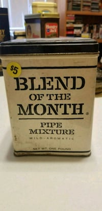 Collectable  pipe mixture Tin Can North Las Vegas, 89031