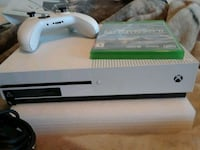 XBOX ONE S WITH CONTROLLER AND GAME  Mesa, 85210