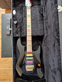 JB200c jason becker numbers tribute guitar North Vancouver, V7P 2Y6