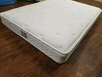 Double mattress. Delivery 30 Edmonton, T6H 1X4