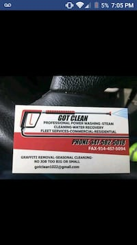 General cleaning Yonkers