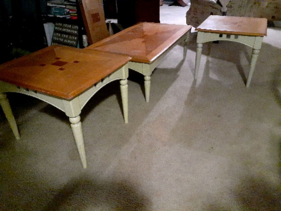 Photo 3 Antique Coffee Tables $25 Everything must Go !!!!