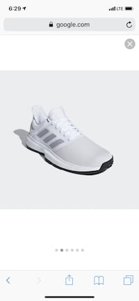 Adidas size 11 Mens Gamecourt Wappingers Falls, 12590