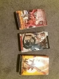 Fantasy books. The Dragon Mage complete trilogy.