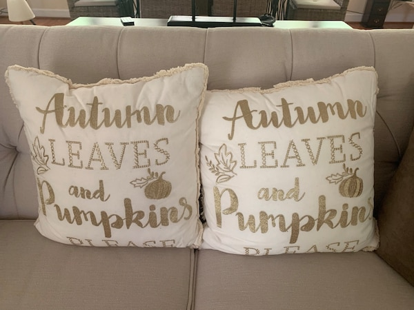 Miraculous New Decorative Throw Pillows Ivory Autumnal Alphanode Cool Chair Designs And Ideas Alphanodeonline