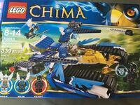 Lego Chima Equila's Ultra Striker New Market, 21774