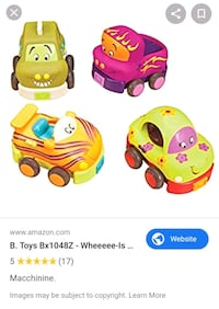Wheee-ls soft cars