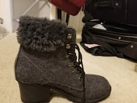 cliffs by white mountain Boot size 8 ELKRIDGE