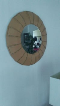 Wall mirror leather Port St. Lucie, 34984