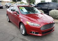 2015 Ford Fusion Glendale