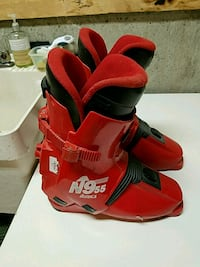 Nordica N955 ski boots  North Vancouver, V7M 1T6