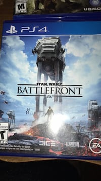 Sony ps4 star wars battlefront Winnipeg, R3J