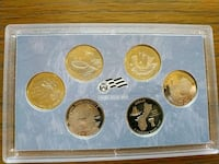 UNITED STATES MINT 2009 DISTRICT OF COLUMBIA & US  Berlin, 08009