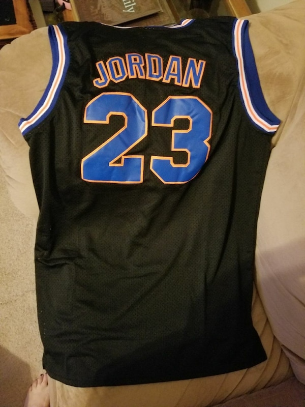 huge selection of 944b8 5aec5 Michael Jordan space jam basketball jersey