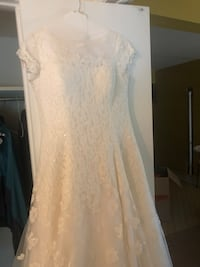 Tea length wedding dress  Fort Washington, 20744