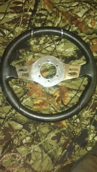 black and gray car steering wheel Ohatchee, 36271