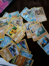 assorted Pokemon trading card collection Surrey, V4N 0Y4