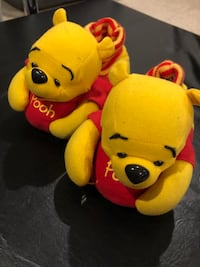 Winnie the Pooh slippers Mississauga, L4Y 3H1