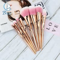 8pc makeup brushes for sale Toronto, M4C 2G8
