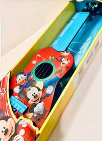 Disney Junior Mickey Mouse 23'' Acoustic Guitar Music Toy