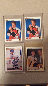Upper deck hockey cards Islip Terrace, 11752