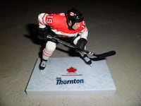 "NHL HOCKEY 6"" ACTION FIGURE TEAM CANADA SERIES 2 JOE THORNTON"