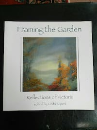 Framing the Garden BOOK Victoria, V8V 2W6