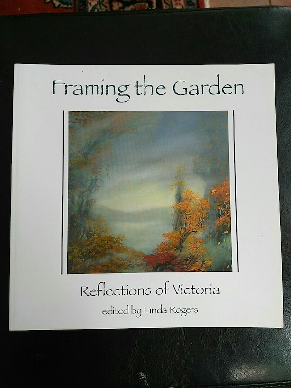 Framing the Garden BOOK
