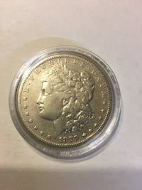 1879s Morgan Dollar Clifton, 20124