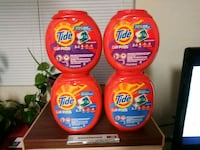 TIDE PODS LAUNDRY SOAP  Greeley