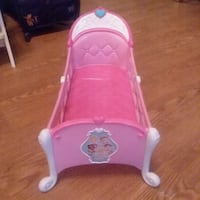 baby's pink and white cradle Mount Airy, 21771