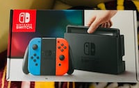 blue and red Nintendo Switch Ashburn, 20148
