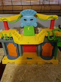 yellow, green, and blue plastic toy Hazelwood, 63042