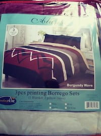 multicolored 3pcs printing Borrego sets pack Aurora, 60506