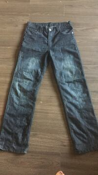 Blue denim straight-cut jeans G star Regina, S4T 3C6