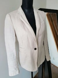 white notch lapel suit jacket Red Deer, T4N 2H6