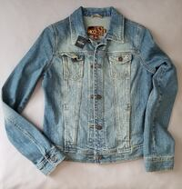 Hollister Girl's Jean Stretch Denim Jacket  Cape Coral
