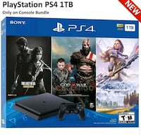 BRAND NEW SEALED- Sony PlayStation 4 1TB Bundle Centreville, 20120